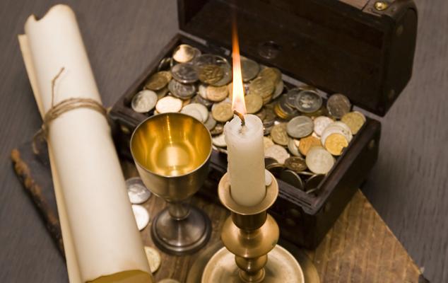 Как сделать обряд на богатство
