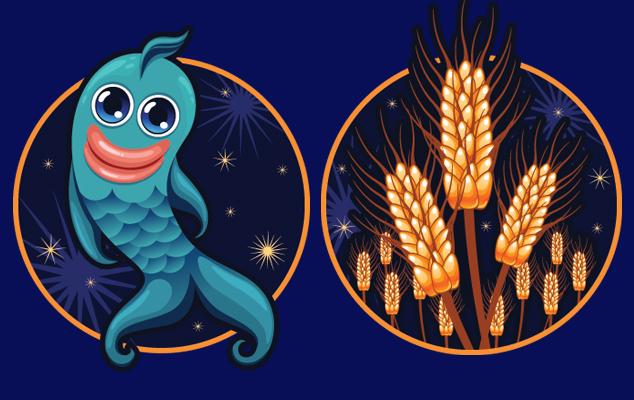 Астрологический прогноз совместимости Рыбы (женщина) - Дева (мужчина