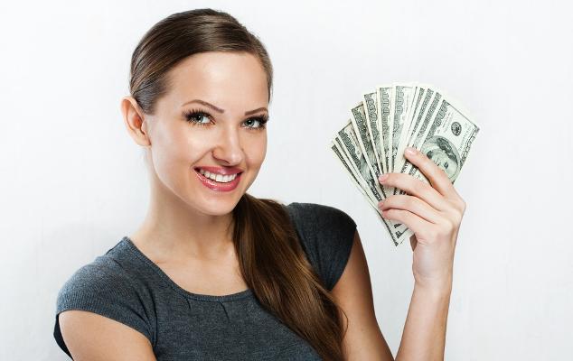 Для привлечения денег с помощью