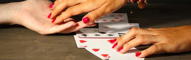 Гадание на игральных картах.бесплатно