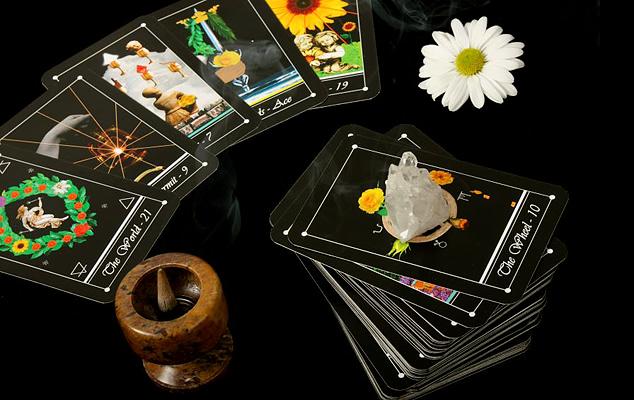 Медитация с картами Таро