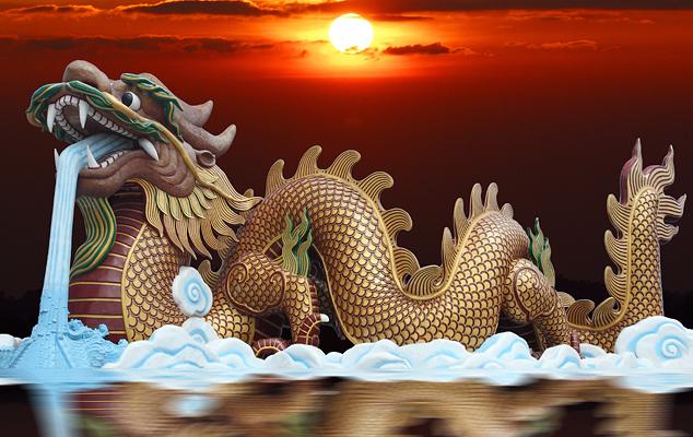 Магия китайского Нового года