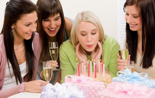 День рождения - волшебный праздник