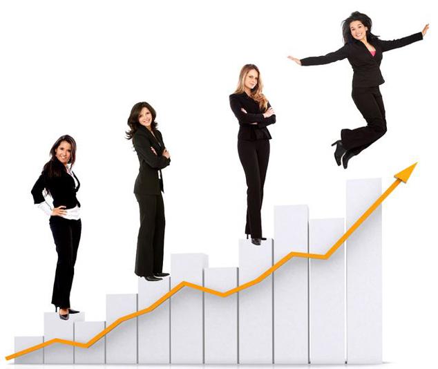 Карьера в женском сообществе