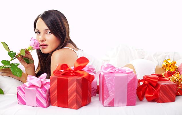 Подарок – ключ к сердцу женщины