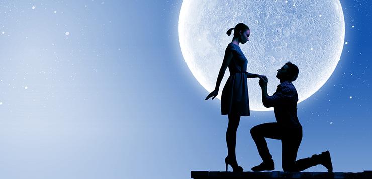 Луна и Венера в горосокопе