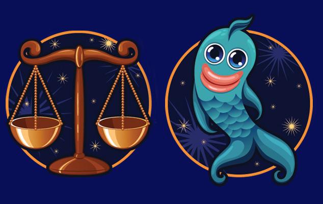 Секс весы и рыбы