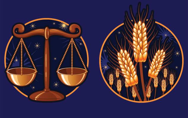 гороскоп женщина дева и мужчина весы