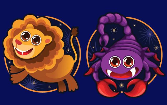Сексуальный гороскоп совместимости скорпиона и льва