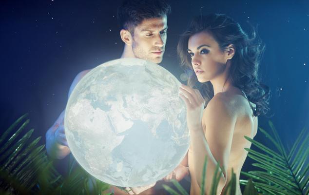 Сексуальность женщины и луна