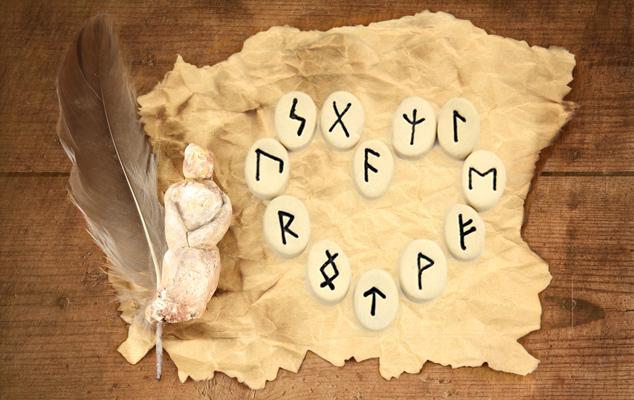 Руны любви - значение символов в любви и отношениях