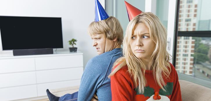 5 причин ссор в праздники