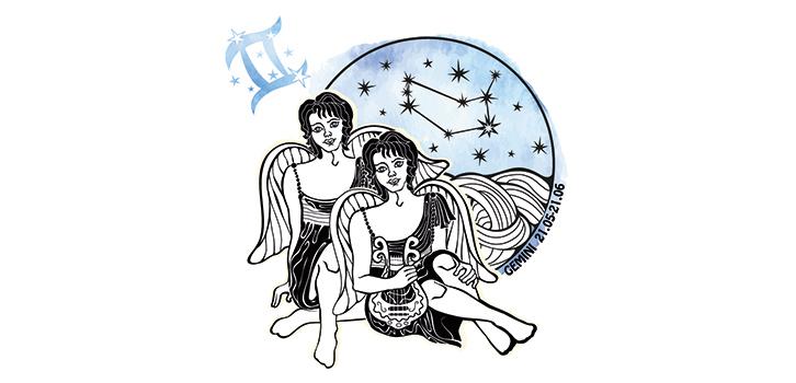 Мужской гороскоп на год - Близнецы