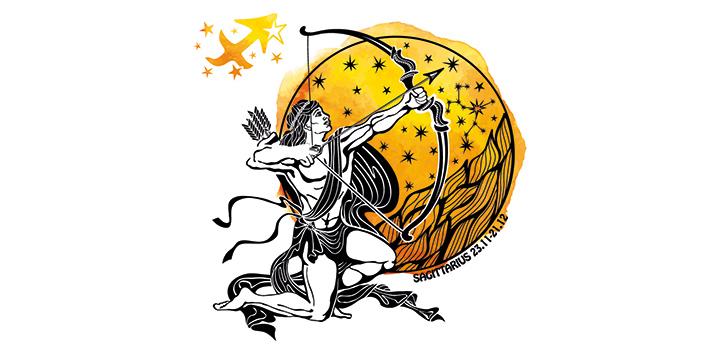 Мужской гороскоп на 2016 год - Стрелец