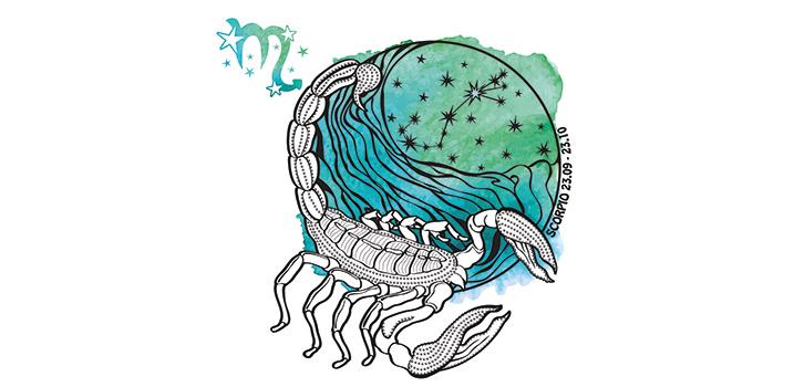 Мужской гороскоп на 2016 год - Скорпион