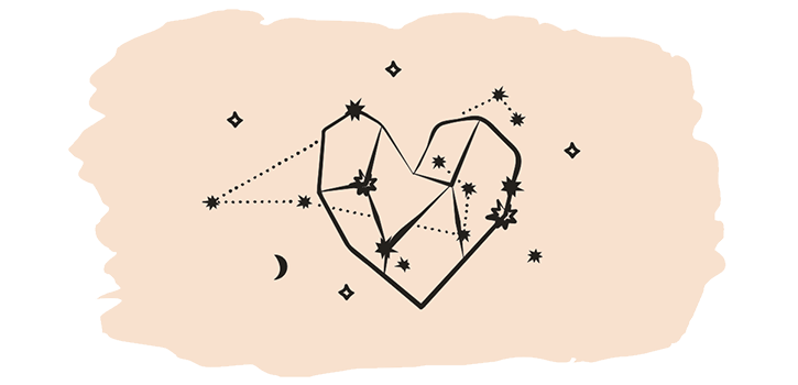 Любовный гороскоп на месяц