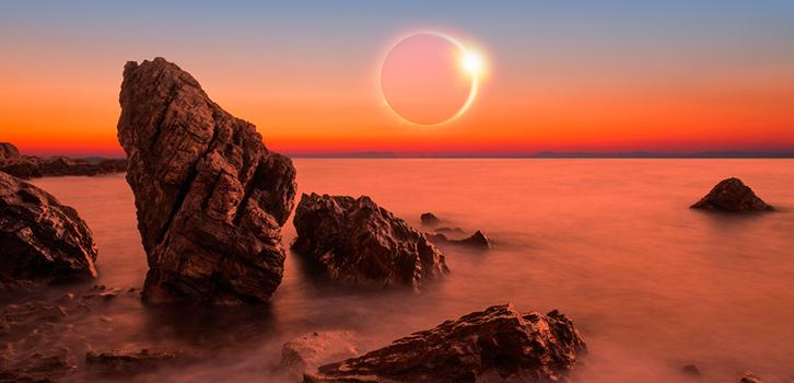 Затмения Солнца иЛуны в2016 году