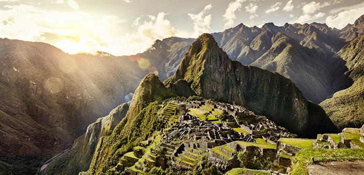 Мистические места мира: Мачу Пикчу