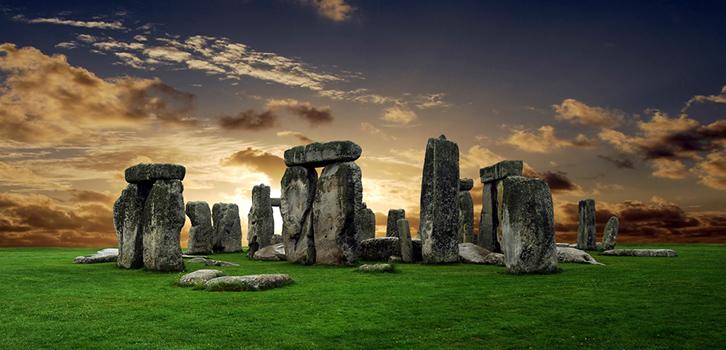 Мистические места мира: Стоунхендж