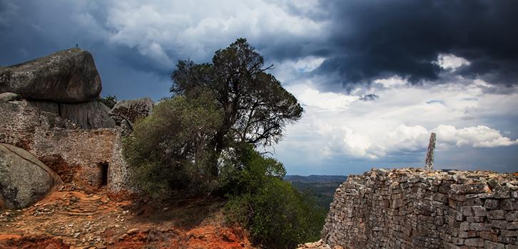 Мистические места мира: Большой Зимбабве
