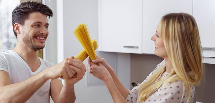 Счастливые супруги никогда не ссорятся