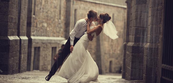 Приметы в день свадьбы