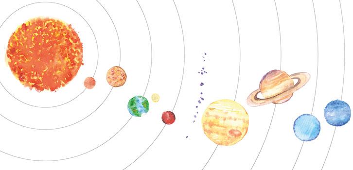 Астрологический календарь на апрель 2017