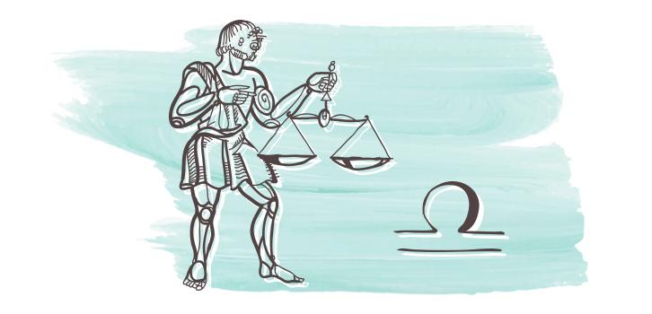 Весы: характеристика знака Зодиака