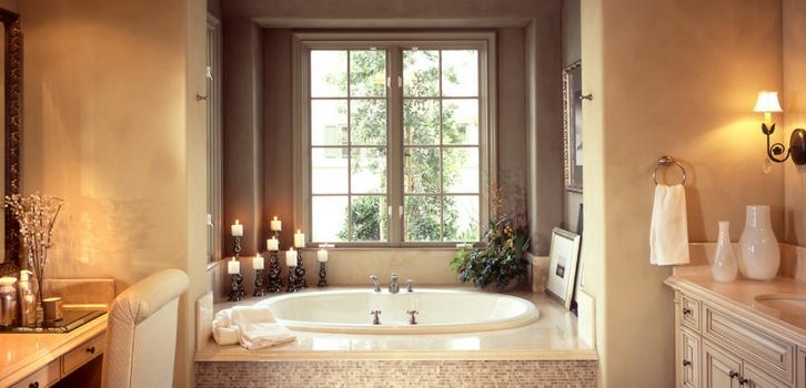 Любимое место мужчин-Львов — гостиная, женщин — ванная комната