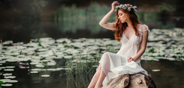 Как привлечь любовь. Купальский обряд «Чары Венеры, огня и воды»
