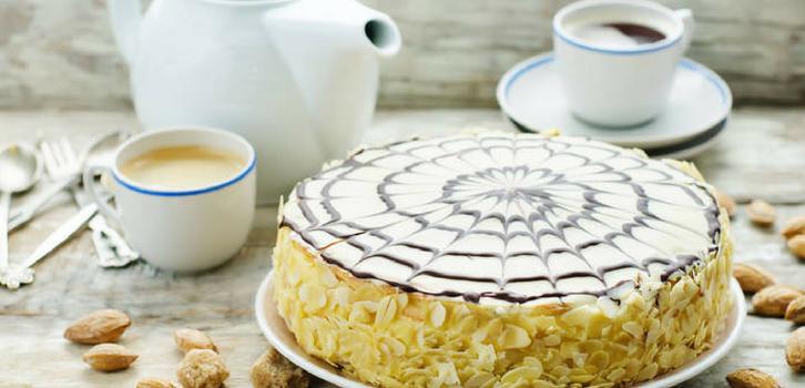 Лев такой же величественный и божественный на вкус, как торт «Эстерхази»