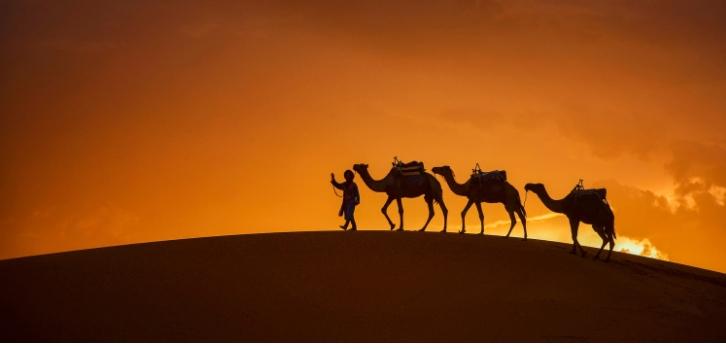 Тест «Куб в пустыне». Ваши ассоциации расскажут о жизни, друзьях, любви