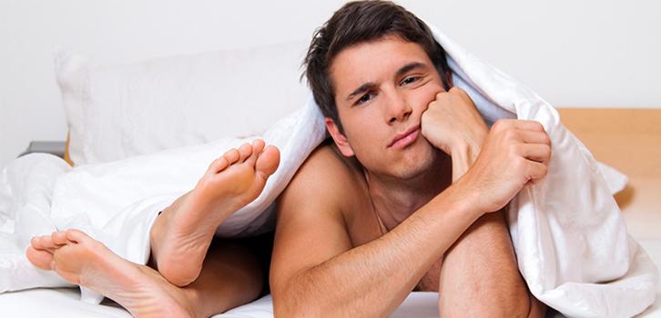 Как вести себя если у мужчины проблемы в постели