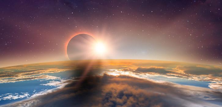 Солнечное затмение 14декабря. Как себя вести ичего неделать