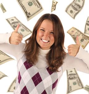 Привлечение финансового благополучия