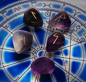 Зодиакальный рунический гороскоп