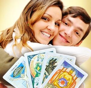 Расклад Таро на отношения в паре