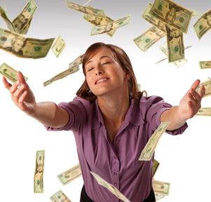Привлечение денег и благосостояния