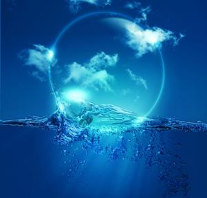Энергетическая зарядка воды и предметов на определённые положительные установки