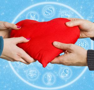 Астрологическая совместимость партнёров