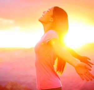 Постановка защиты и наполнение жизни Высшей Энергией