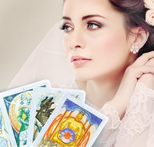 Расклад: что ожидает Вас в браке?