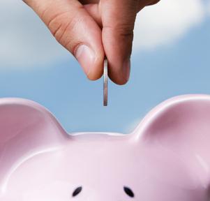 Зарядка монеты для привлечения денег