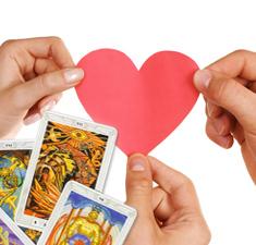 Расклад Таро на отношения в любовном треугольнике на 2019 год