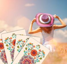 Прогноз на год на игральных картах