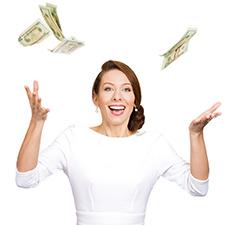 Изучение финансовой ситуации и создание мандалы, заряженной на удачу
