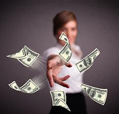Практика для притяжения больших денег
