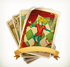 Расклад на ситуацию Таро «Три карты»
