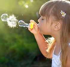 Установка на счастливую жизнь ребёнка