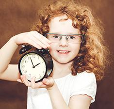 Определение точного времени вашего рождения